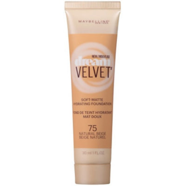 Dream 75 Natural Beige Velvet Foundation