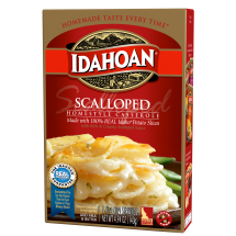 Idahoan Scalloped Homestyle Casserole, 4.94 OZ
