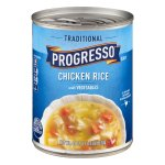 Progresso™ Traditional Chicken Rice with Vegetables Soup Gluten Free 19 oz Can