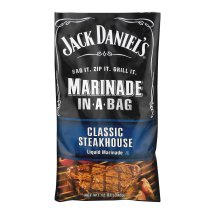 Jack Daniel's Marinade In-A-Bag Classic Steakhouse, 12.0 OZ
