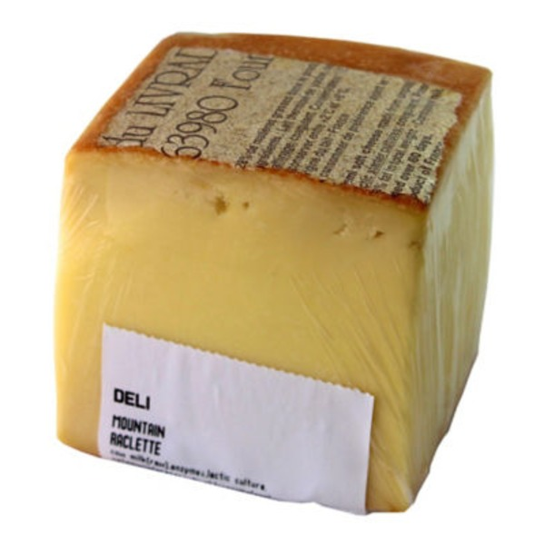 Livradois Mountain Raw Milk Cheese