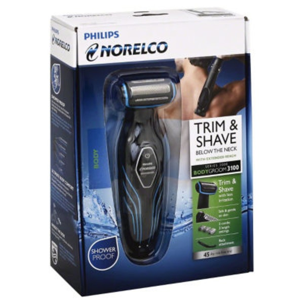 Norelco Philips Norelco Bodygroom 3100 (Model # BG2034/42)