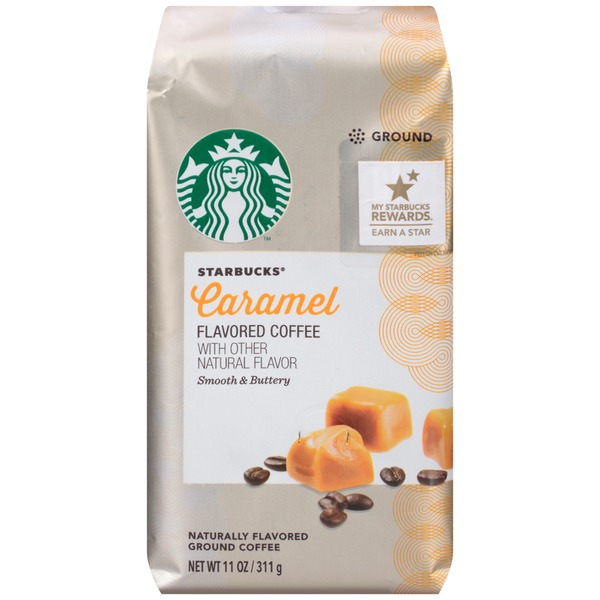 Starbucks Caramel Ground Coffee