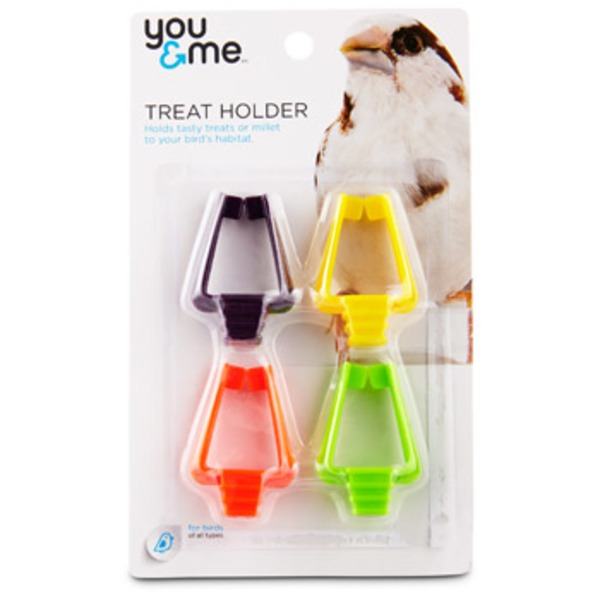 You & Me Treat Holder for Birds