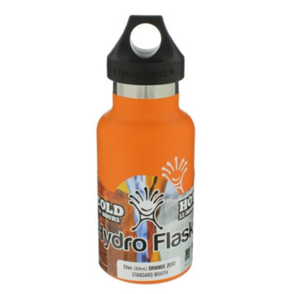 Hydro Flask 12 Oz Standard Orange Zest