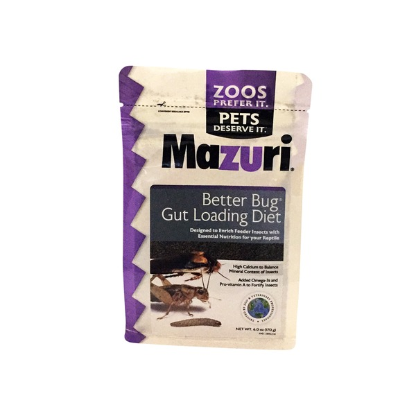 Mazuri Better Bug Gut Loading Diet