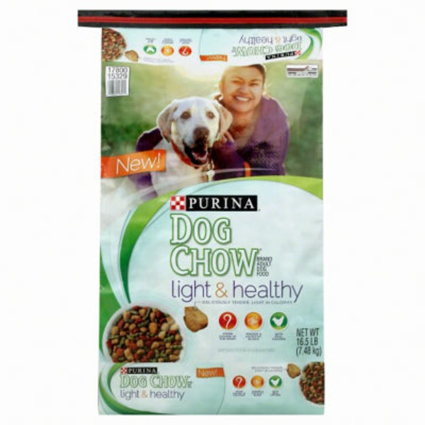 Dog Chow Healthy Weight Healthy Weight Dog Food