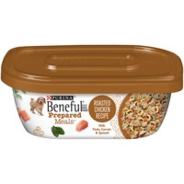 Beneful Prepared Meals Roasted Chicken Recipe Dog Food