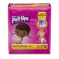Pull Ups Learning Designs for Girls 2T-3T Training Pants