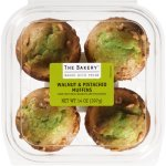 The Bakery Walnut & Pistachio Muffins, 4 count, 14 oz