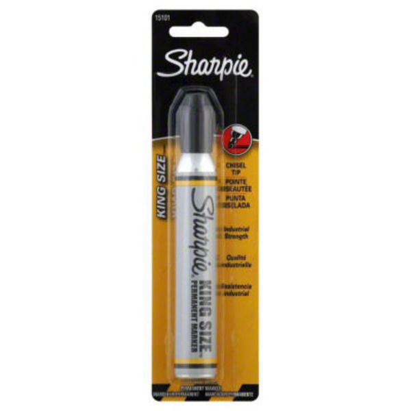 Sharpie Pro King Size Permanent Maker Chisel