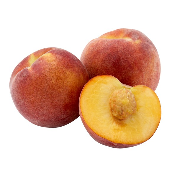 Large Yellow Peach