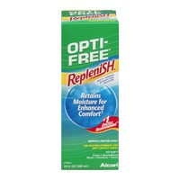 Opti-Free Replenish Multi-Purpose Disinfecting Solution Enhanced Comfort