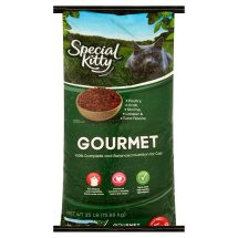 Special Kitty Gourmet Formula Dry Cat Food, 35 Lb