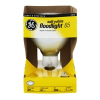 GE Soft White 65 Watts Track & Recessed Floodlight