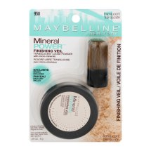 Maybelline New York Mineral Power Finishing Veil Translucent Loose Powder, 0.28 OZ