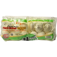 Almark Foods Organic Hard-Boiled Eggs