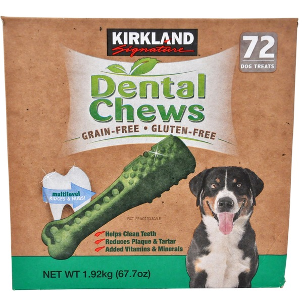 Kirkland Signature Grain Free Dental Chew