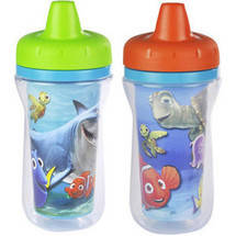 The First Years Disney Finding Nemo Insulated Sippy Cups