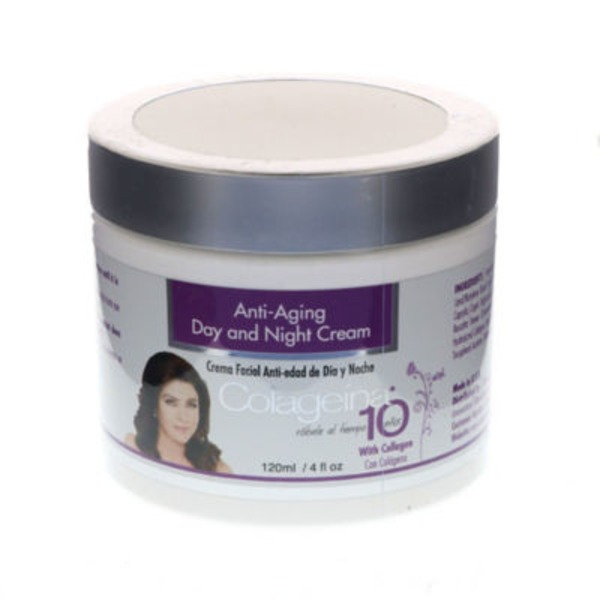 Colageina Anti Aging Day & Night Cream With Collagen