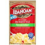 Idahoan Buttery Homestyle Reduced Sodium Instant Mashed Potatoes, 4 oz