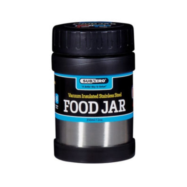 Subzero Vacuum Insulated Stainless Steel Food Jar