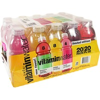Glaceau Vitamin Water Zero, 20 X 20 Oz