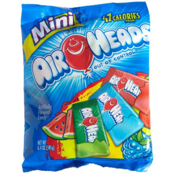 Airheads Chewier Mini Bars