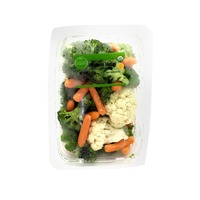 Kroger Fresh Selections Vegetable Medley Broccoli, Cauliflower & Carrots