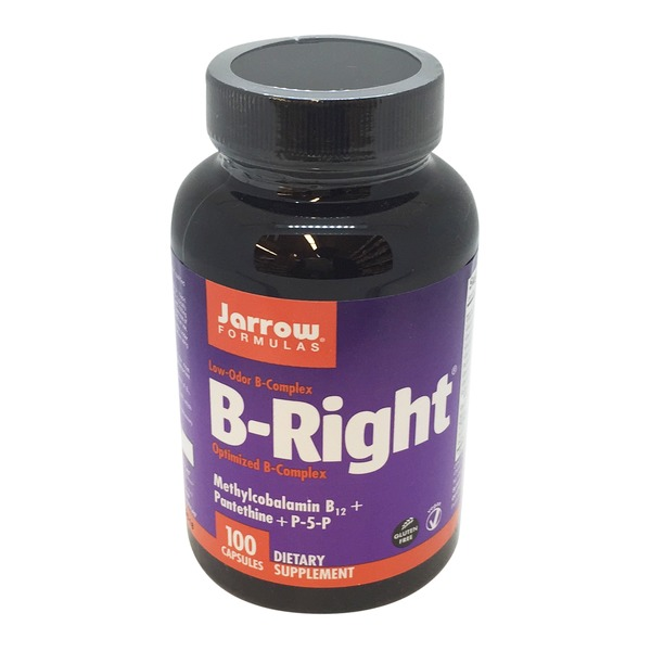 Jarrow Formulas B-Right Complex Capsules
