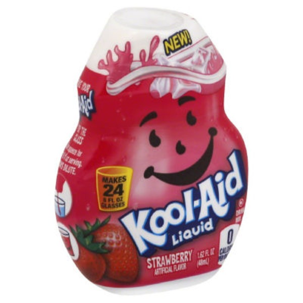 Kool-Aid Strawberry Liquid Drink Mix