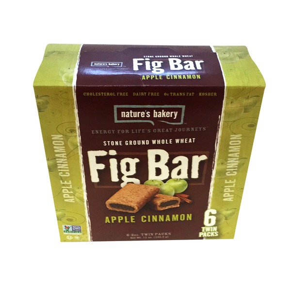 Nature's Bakery Apple Cinnamon Fig Bar