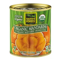 Native Forest 100% Organic Mandarins