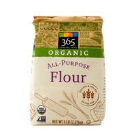 365 Organic Unbleached All-Purpose Flour