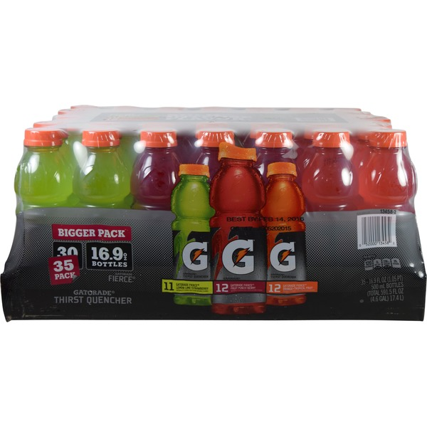 Gatorade Fierce Variety