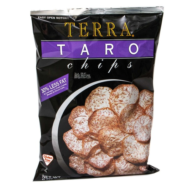 Terra Taro Vegetable Chips