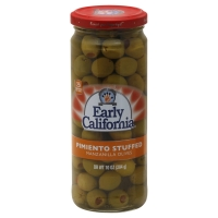 Early California Olives Manzanilla Pimiento Stuffed