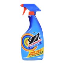 Shout Advanced Stain Remover Gel Spray, 22 Ounces