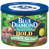 Blue Diamond Almonds Bold Wasabi & Soy Sauce Almonds