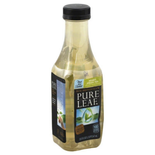 Pure Leaf Honey Green Tea Iced Tea