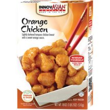 Innovasian Cuisine Orange Chicken Breast Family Style Entree Kit