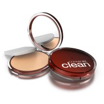 COVERGIRL Clean Pressed Powder Foundation Classic Ivory, 0.39 oz (11 g)