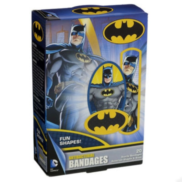 Batman Adhesive Bandages