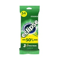Eclipse Wrigley's Eclipse Spearmint Sugarfree Gum- 3 PK
