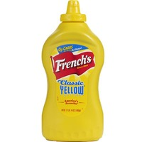French's Mustard Classic Yellow
