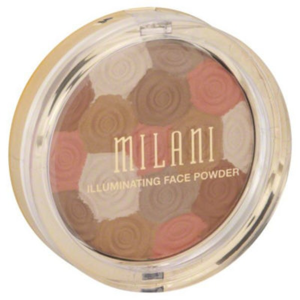 Milani Illuminating Face Powder #01 Amber Nectar