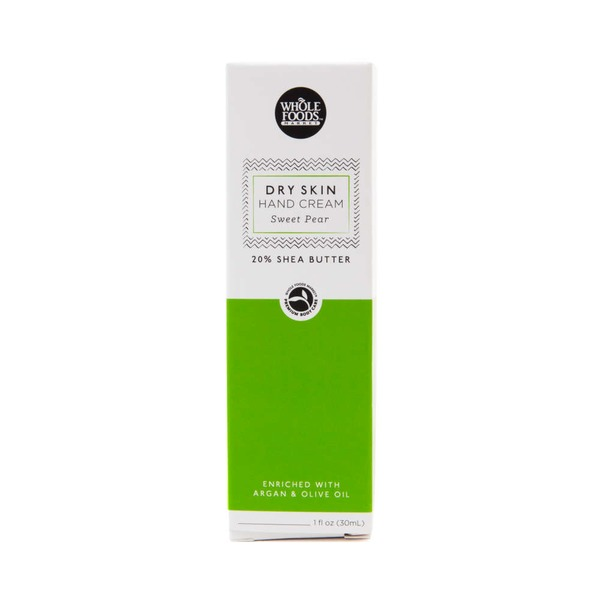 Whole Foods Market Sweet Pear Hand Cream