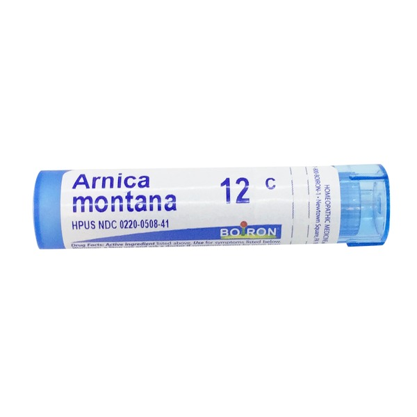 Boiron Arnica Montana 12C Homeopathic Pellets