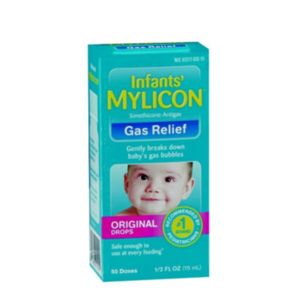Mylicon Infant Gas Relief Drops Original Formula