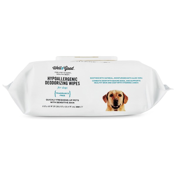 Wlgd 100 Ct Unscented Hypo Wipe